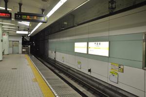 地下鉄門真南駅ホーム写真.jpg