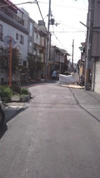 2011520北巣本の道路舗装前.JPG