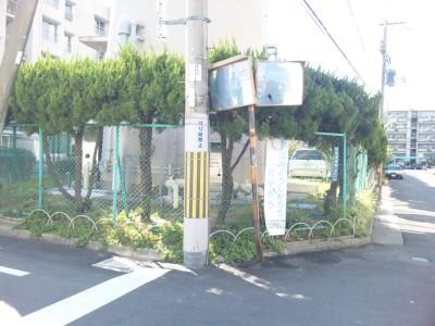 20111202千石東町カーブミラ.jpg